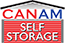 Canam Self Storage Cambridge | Climate Controlled Self-Storage